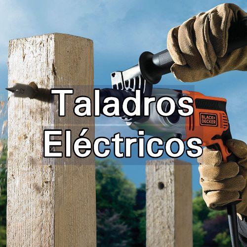 taladros electricos