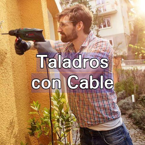 taladros con cable