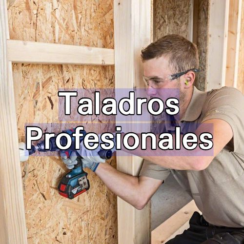 taladros profesionales