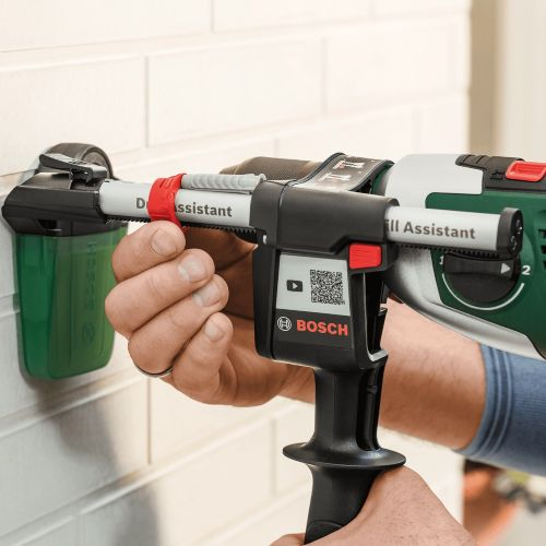 taladro Bosch Universal Impact 700 drill assistant